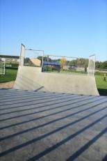 Greta park skate ramp Hedge End