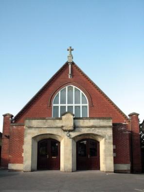 Methodist Church Hedge End