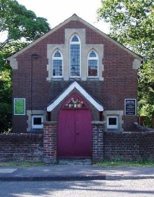 Baptist Chapel Hedge End